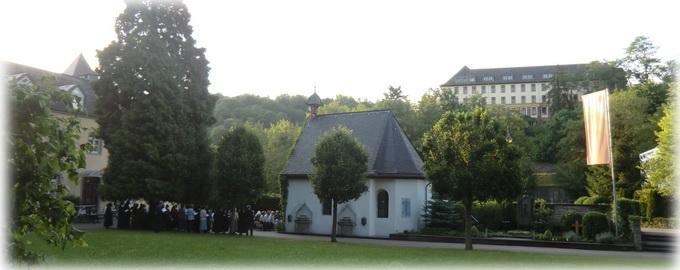 Santuario Original y Bundesheim, una biunidad