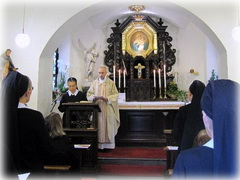 """Santa Misa """"en alianza con Luxemburgo"""", 23 de julio"""