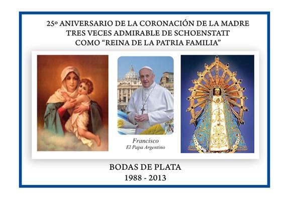 25º Aniversario De La Coronación De La Mater Como Reina De