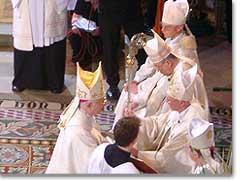 Vierzigjähriges Priesterjubiläum P. Marmann