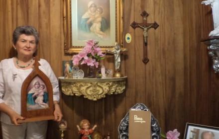 Ana M. en Santuario Hogar