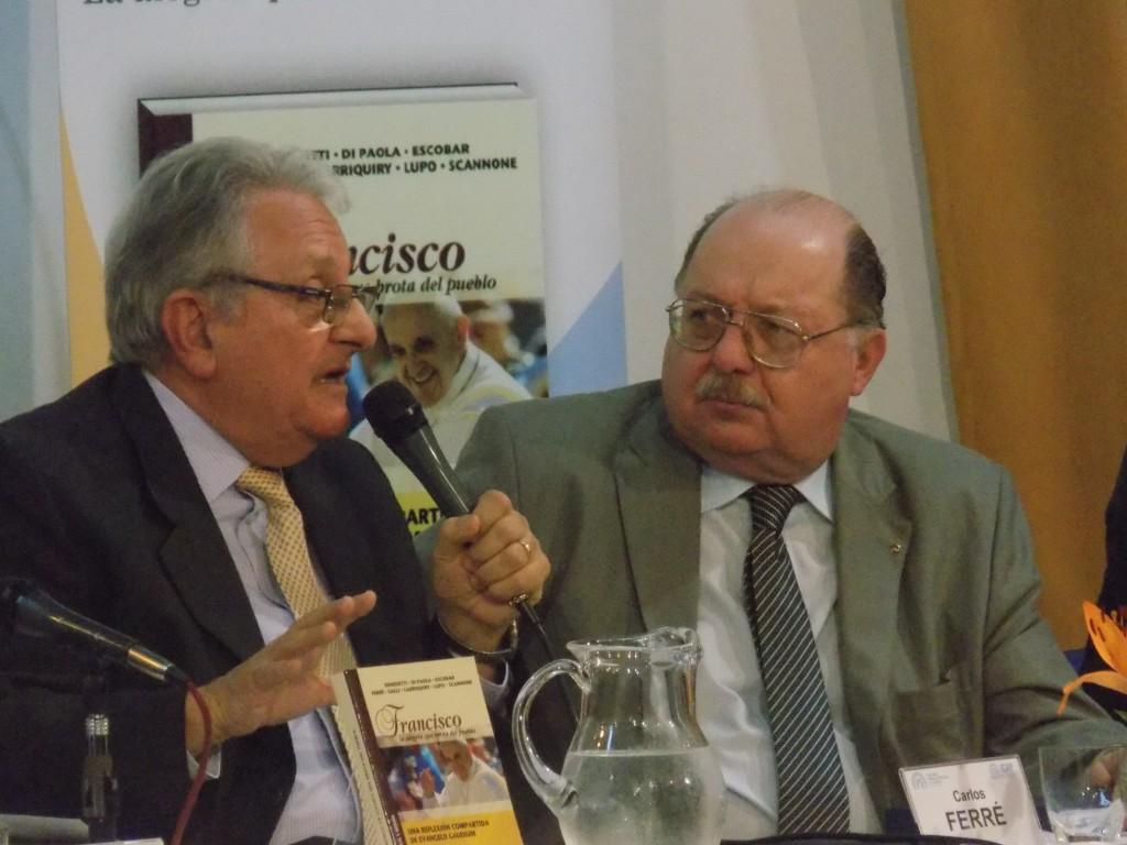 Dr. Carlos Ferré, Jorge Benedetti