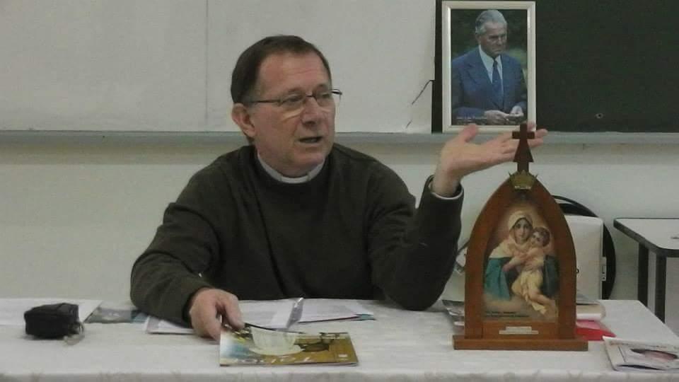 P. Argemiro Ferracioli