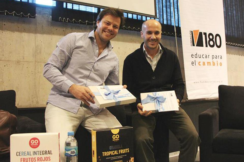 Federico Ferral y Esteban Sanchez- croppers