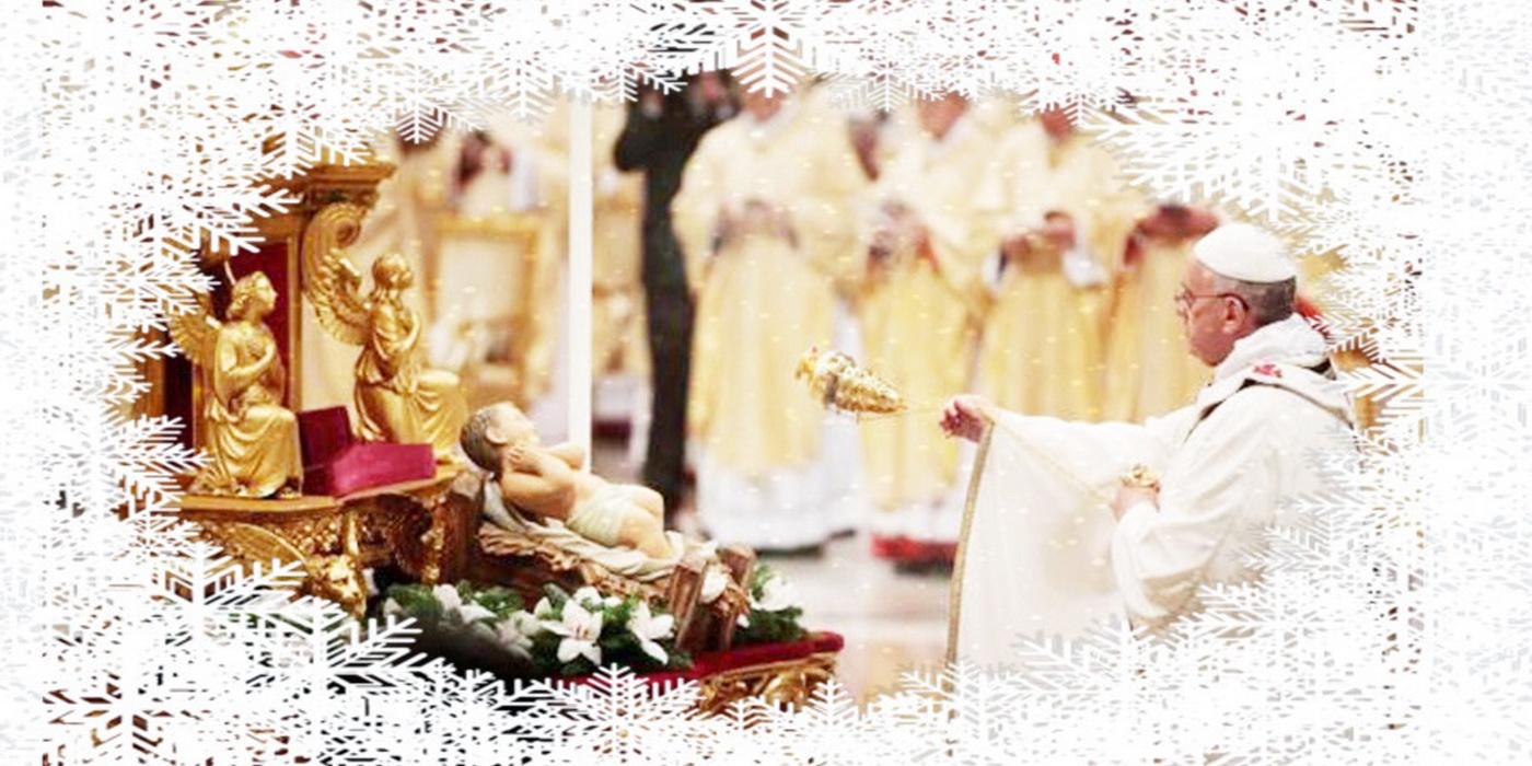 La Navidad es la fiesta de la infinita Misericordia de Dios ...