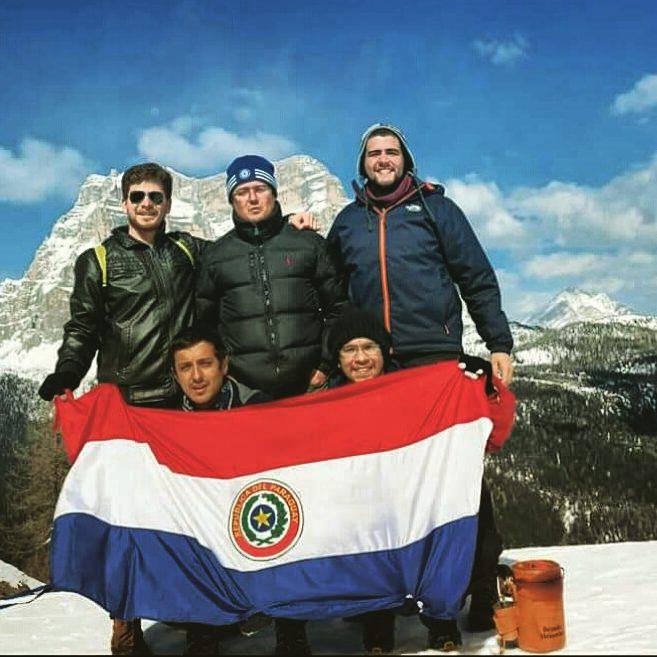 Missionari montagna