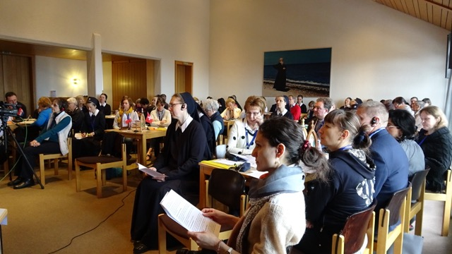 European Conference on the Pilgrim Mother Apostolate