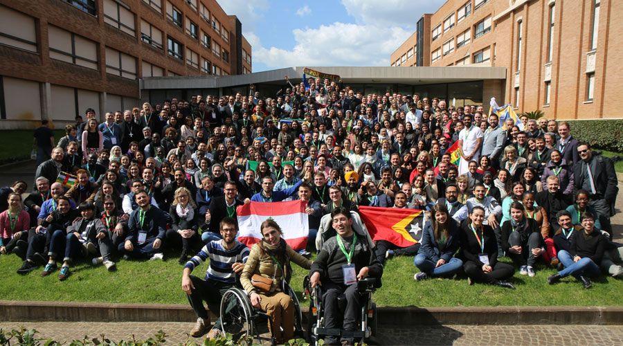 Participantes del Pre-Sínodo