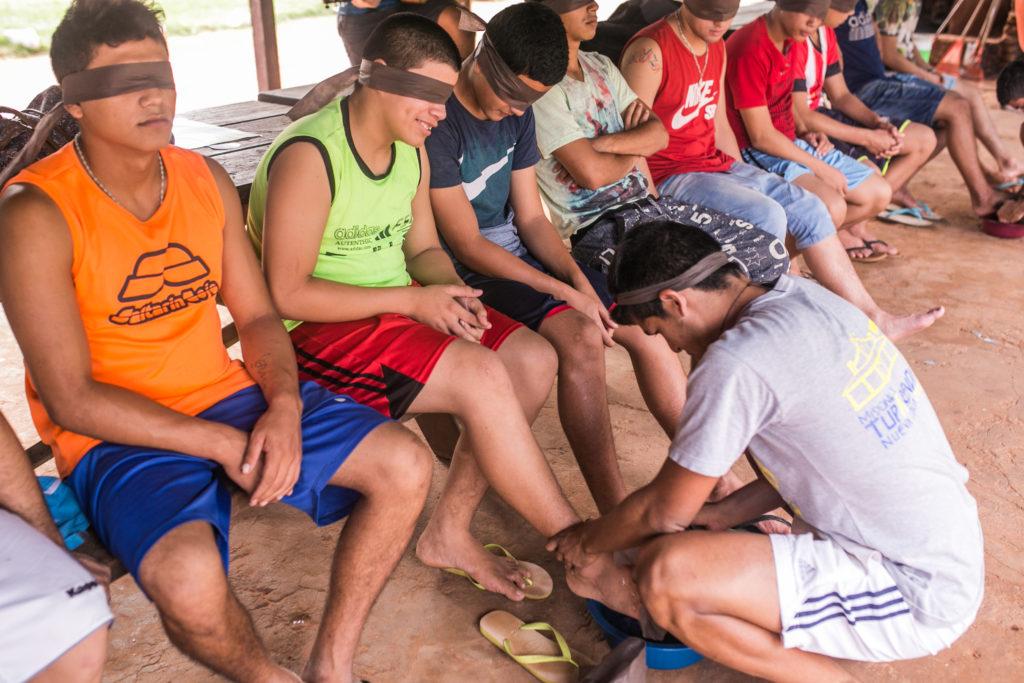 Misiones Universitarias en la cárcel de menores