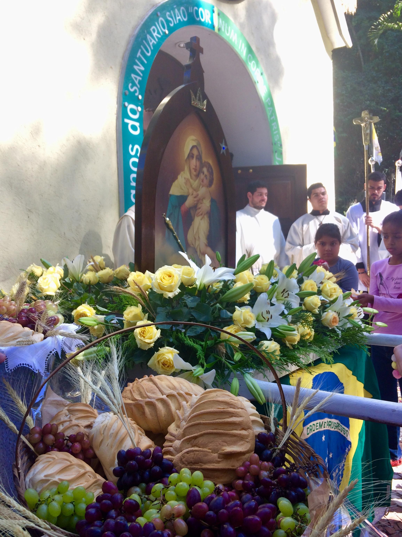 Un Corpus Christi con María en el corazón del Padre: Fiesta en el ...
