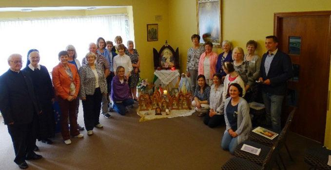 Crowned European Pilgrim Mother Visits Ireland 2018 – Schoenstatt org