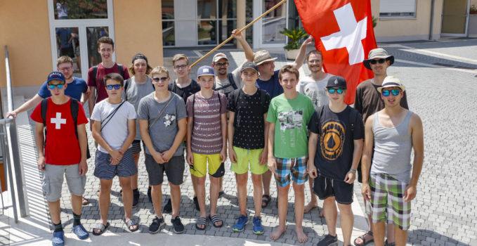 Schweiz Belmonte