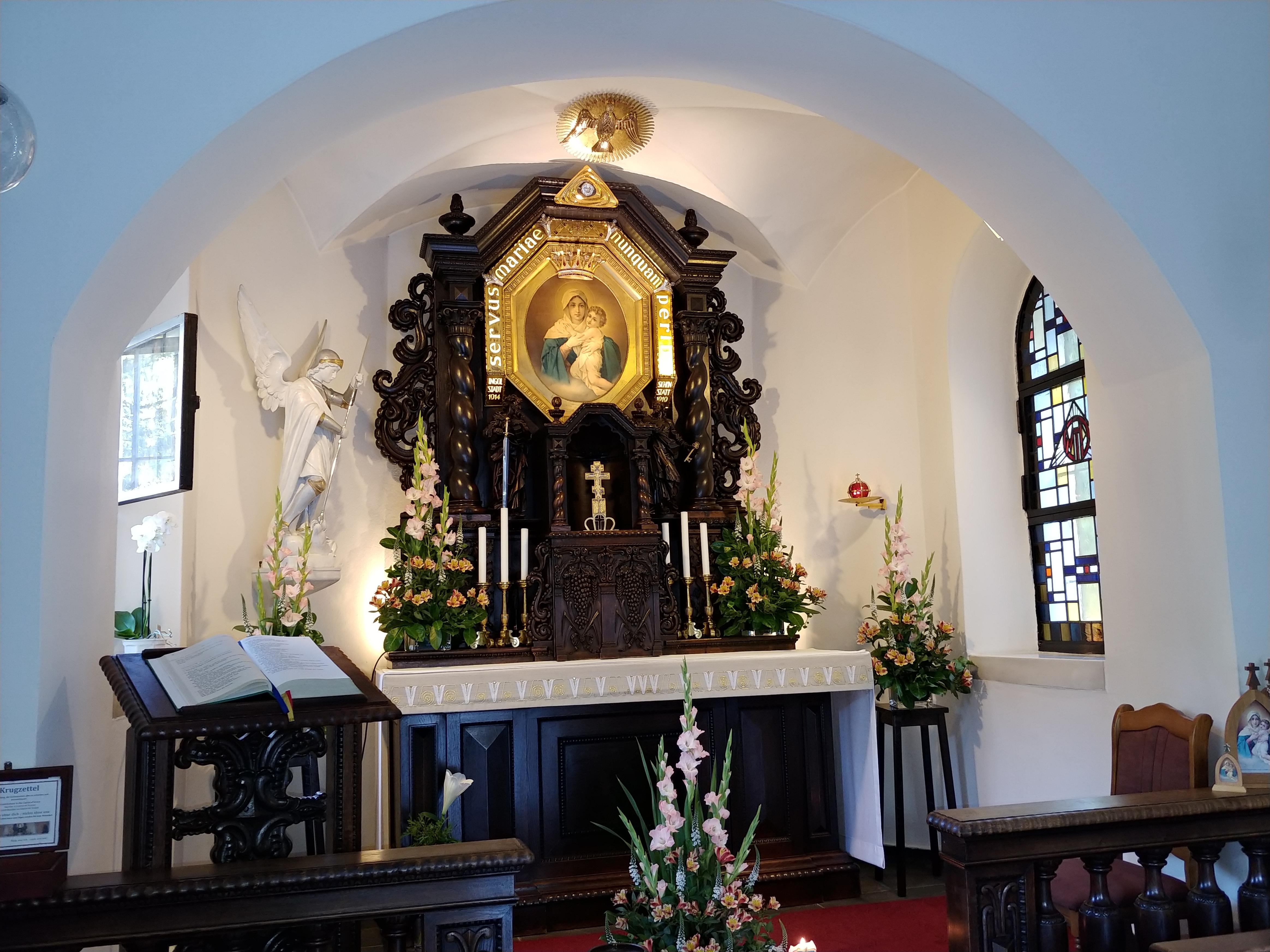 Santuario Original - P. Carlos Cox