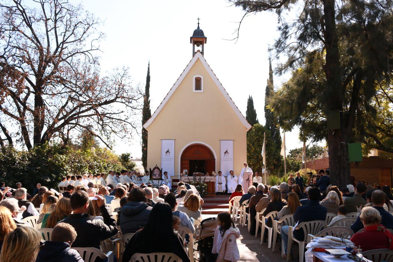 Primera Misa en el Santuario de Córdoba