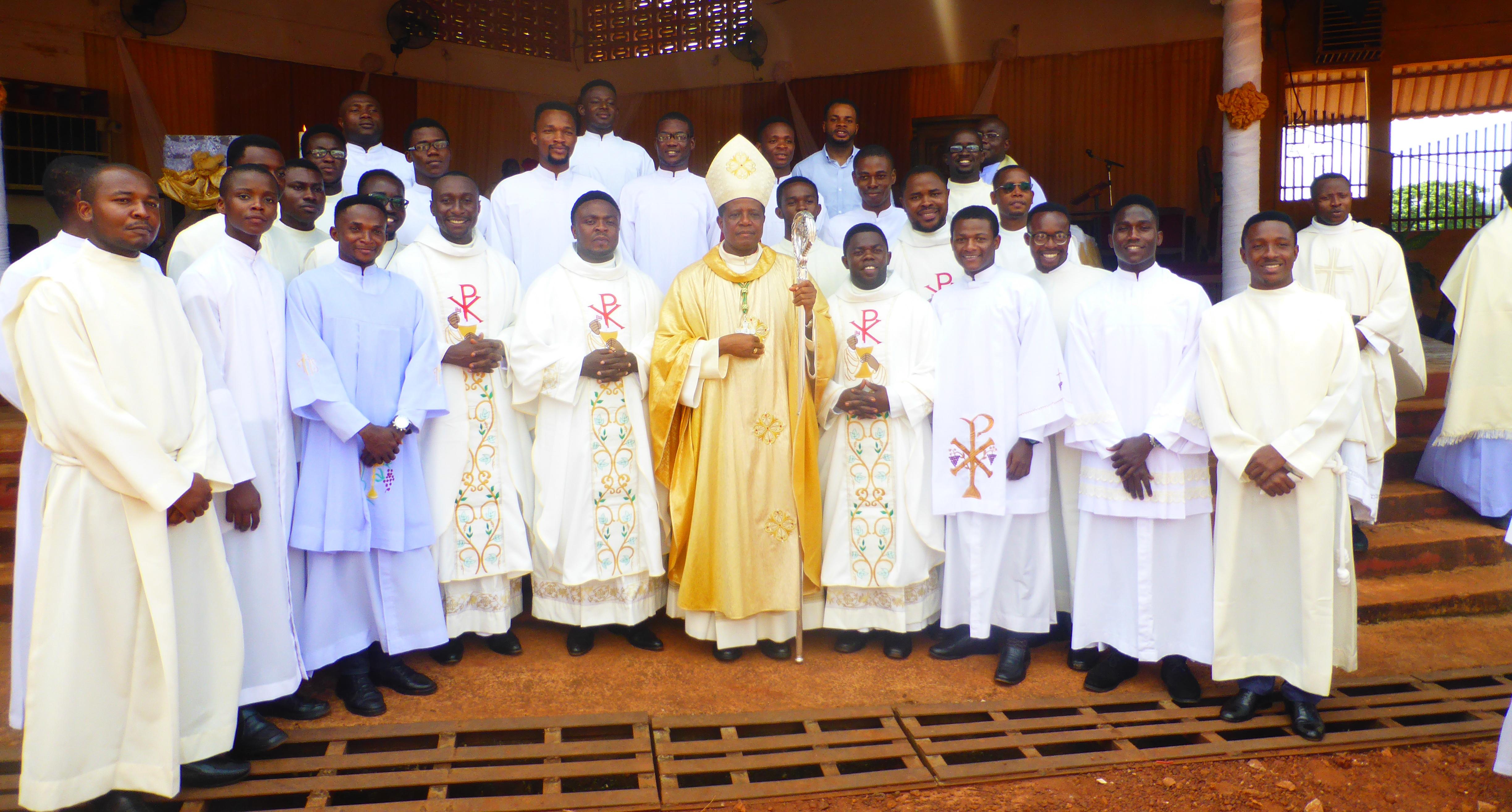 Nigeria priests