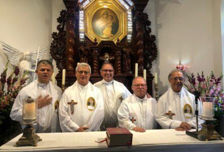 sacerdotes diocesanos Costa Rica