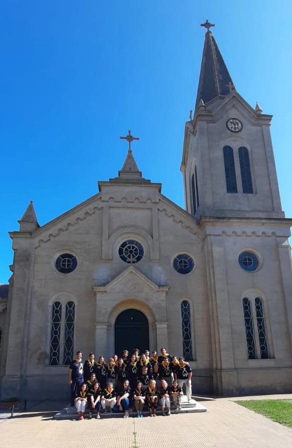 Parroquia San José de Huanguelén (Buenos Aires) -Kairós Patris