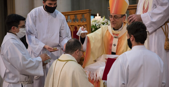 Dilexit Ecclesiam Jorge González