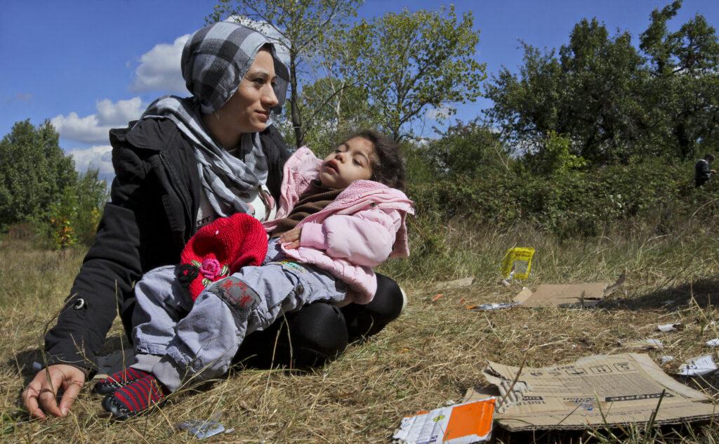 Maria refugiado