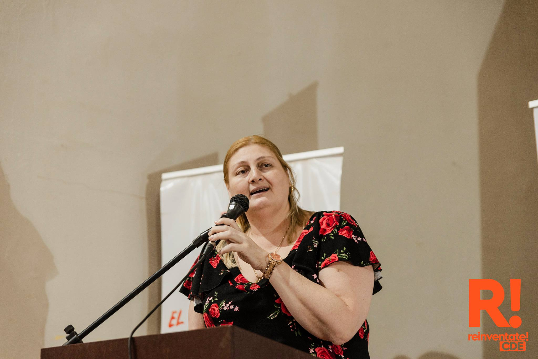 Mónica Alicia Ríos Maciel, ingeniera electromecánica