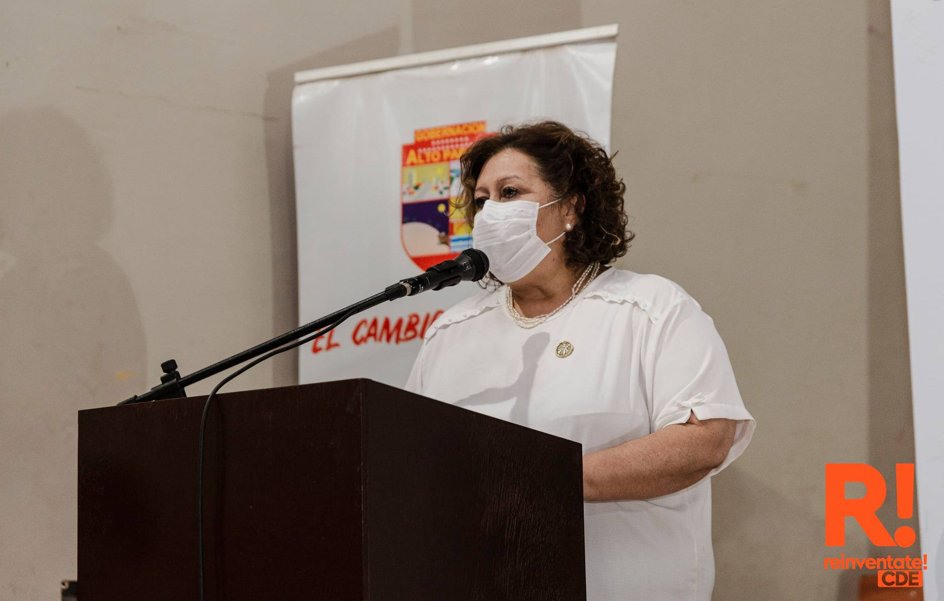 Reinventate CdE Nelly Diaz