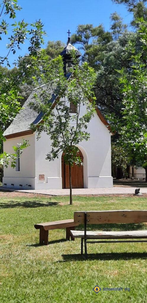Santuario de Los Olmos, Pilar, Argentina