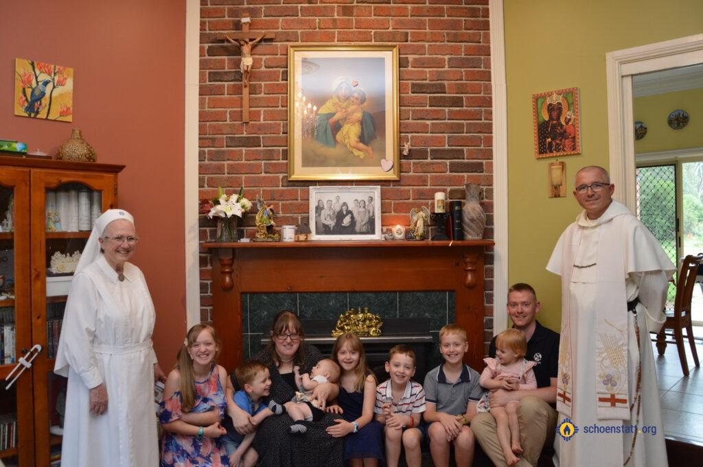 Australia home shrine