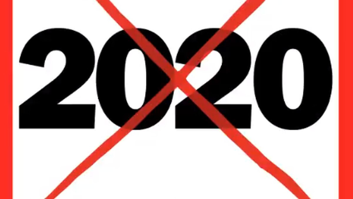 Time: 2020 worst year ever