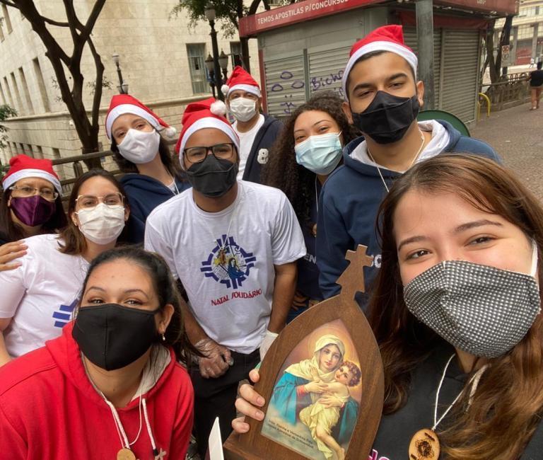 Natal solidaria