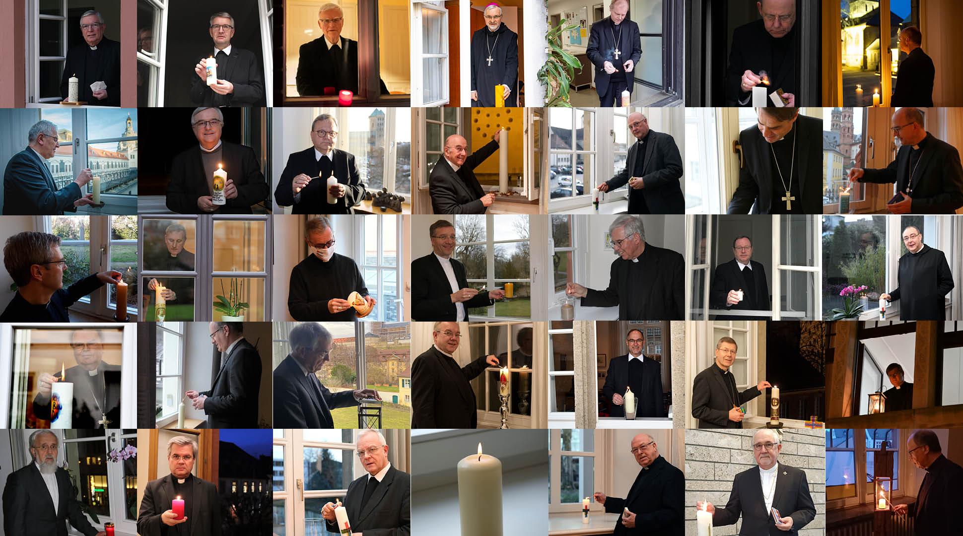 #lichtfenster deutsche Bischöfe