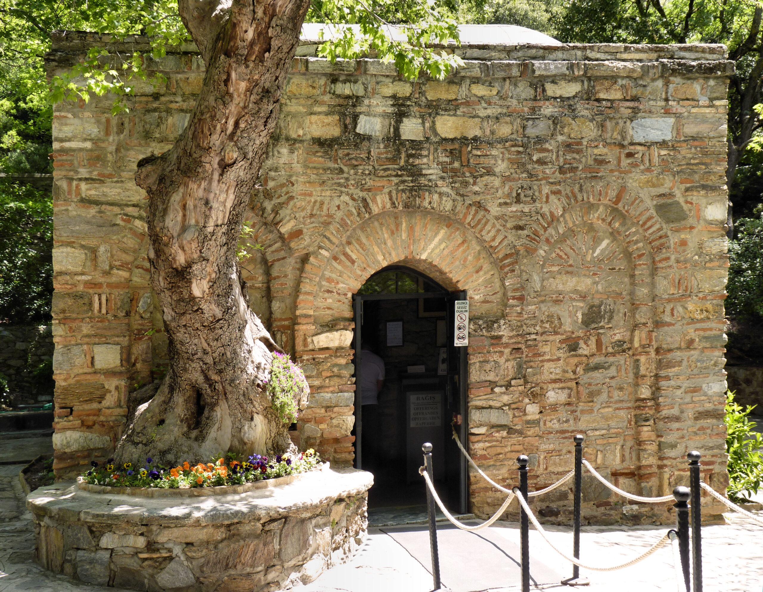 Casa de María en Efeso