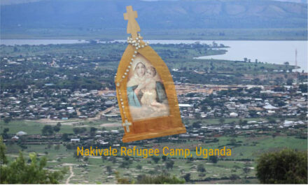 Nakivale Pilgrim Mother
