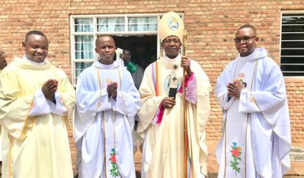 Ordination Burundi Congo