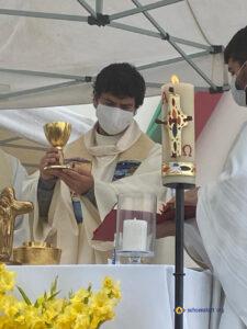 primera misa