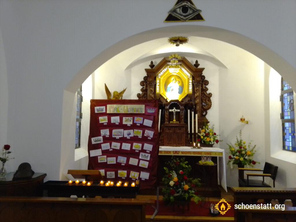Parallele-Heiligtum