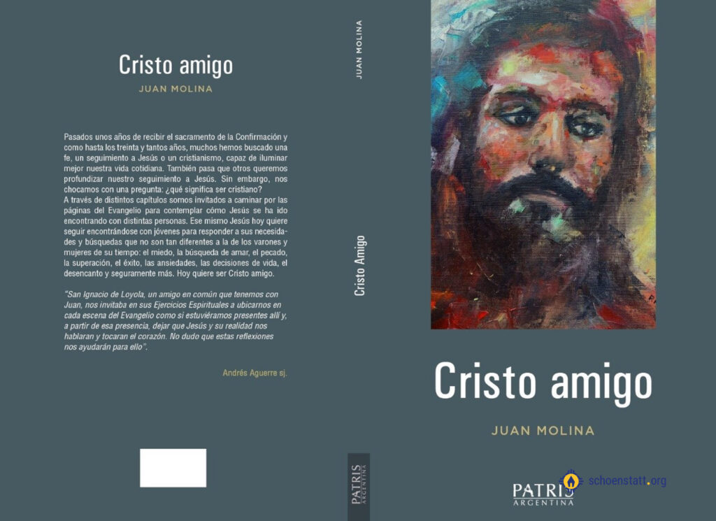 Juan Molina Cristo amigo