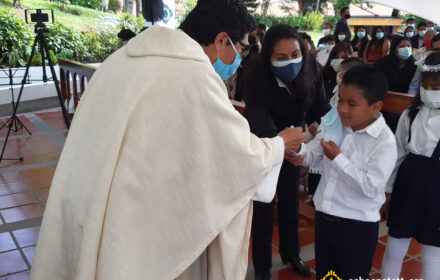 Quito primera comunión