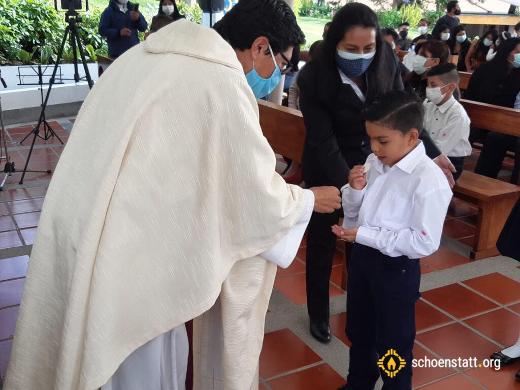 Quito comunión