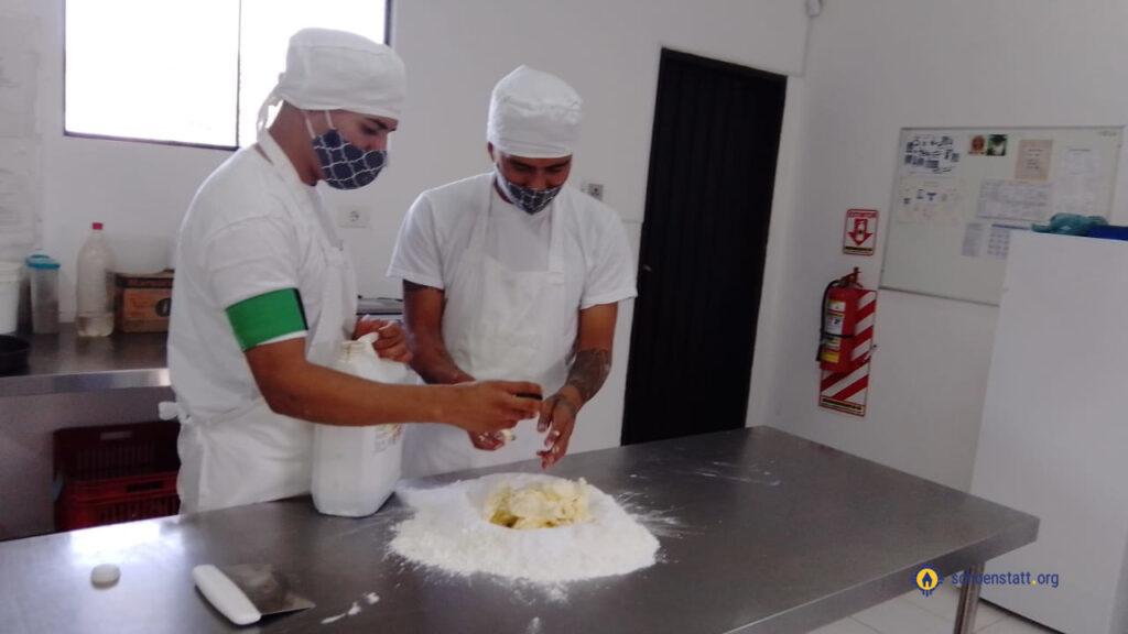 CMT panadería