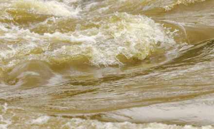 Überflutung