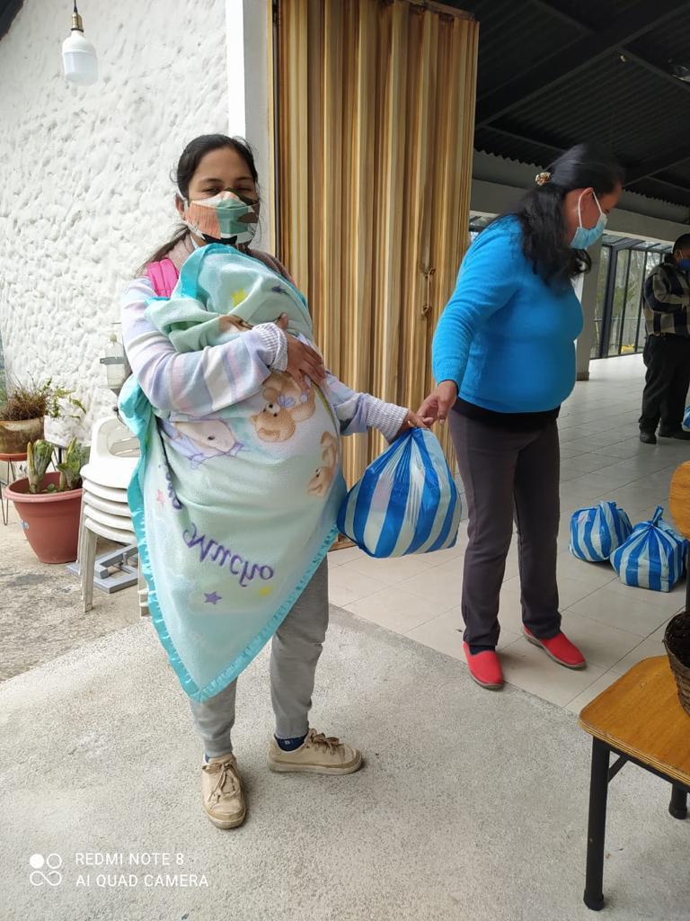 bolsas de caridad