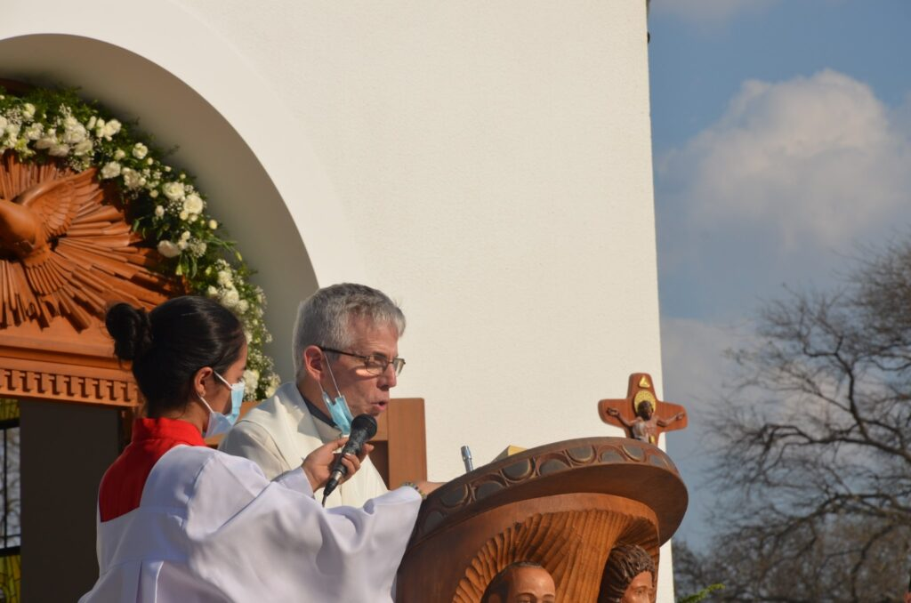 P. Claudio Martínez C.
