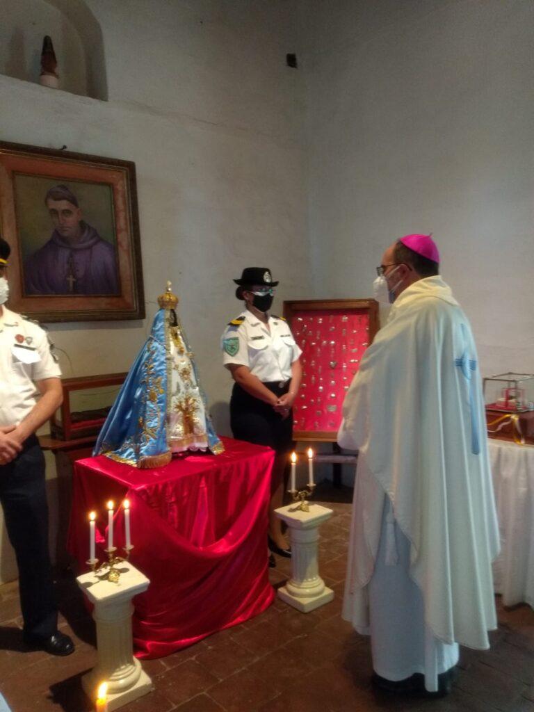 Mons Jorge Gonzalez